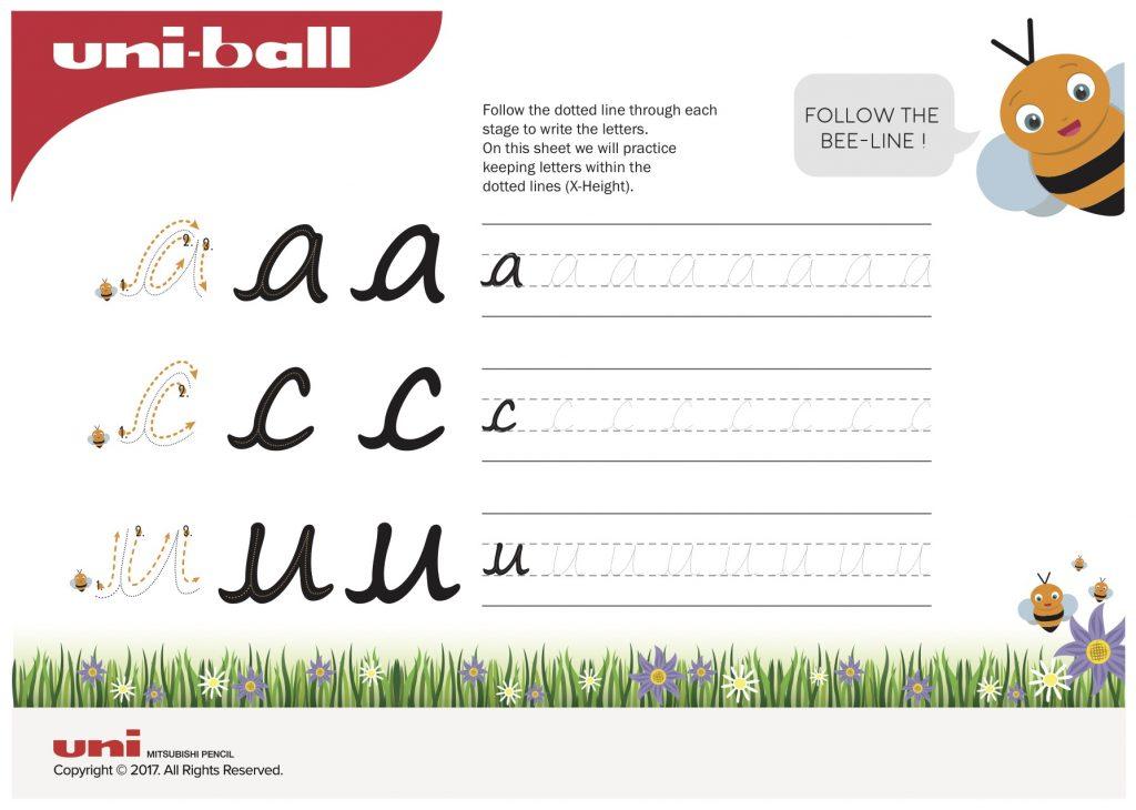 UniBall_Letter-Styles-acu