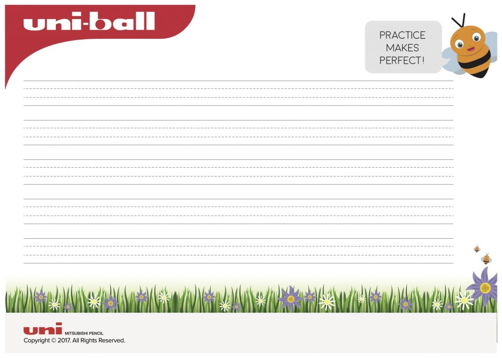 UniBall_Practice-Sheet