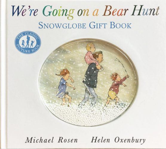 We're Going on a Bear Hunt Snowglobe Edition