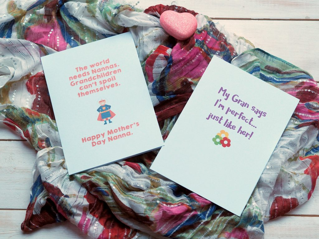 Raising a Smile on Mother's Day with Love Layla - Mother's Day cards 3