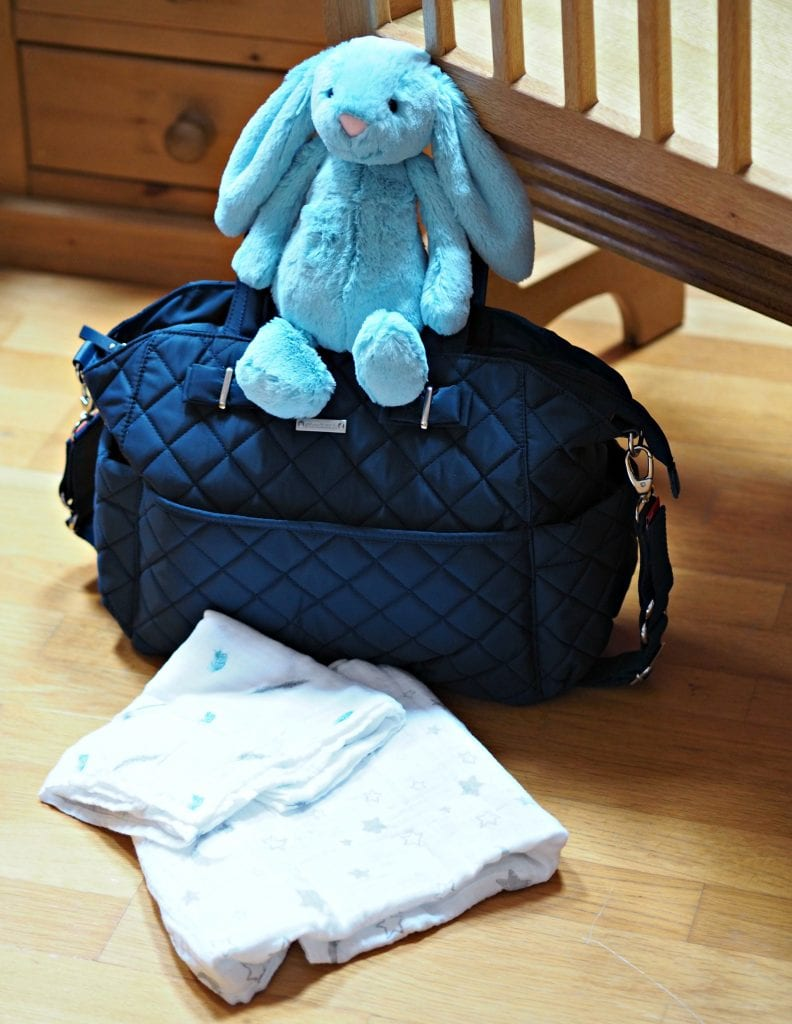 What's in My Hospital Bag for an Elective C-Section