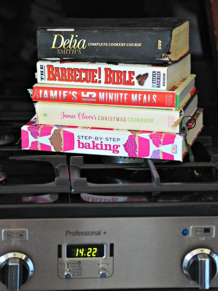 BEN'S ZONE: Five Cookbooks I Can't Live Without