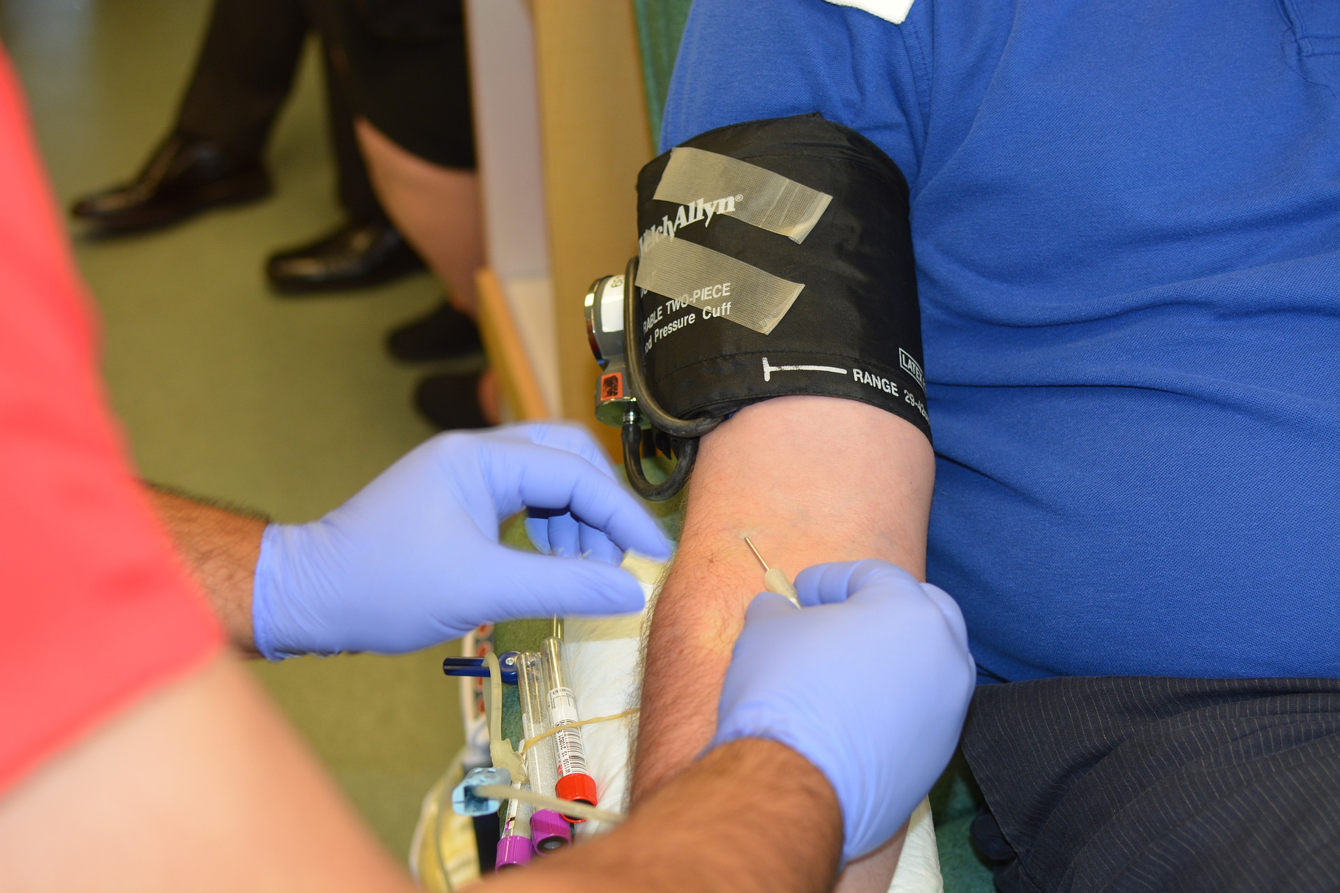 Why Giving Blood is so Important
