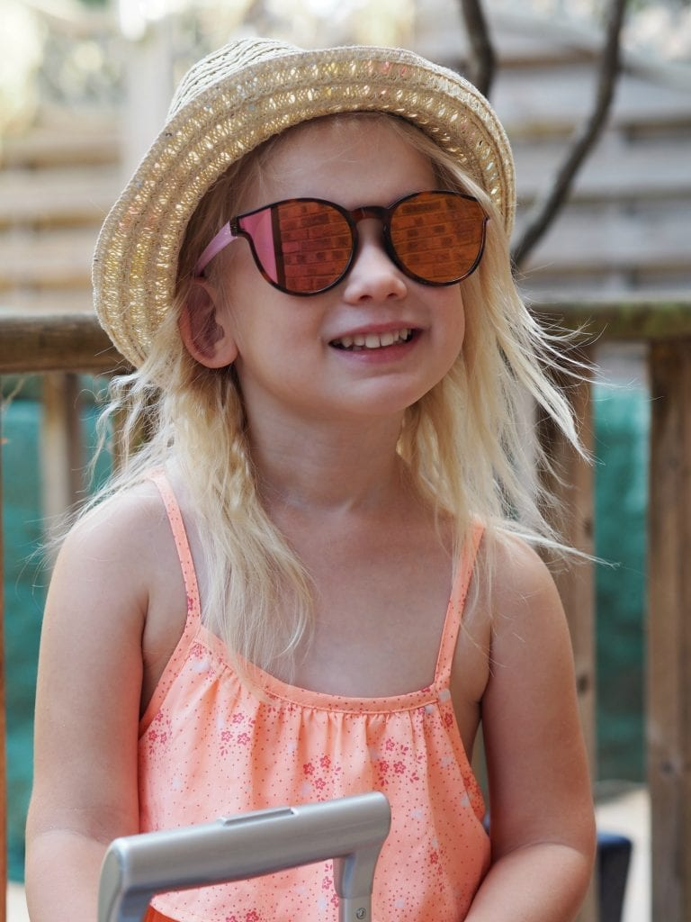 Keeping Entertained this Summer with NowTV - Aria sunglasses