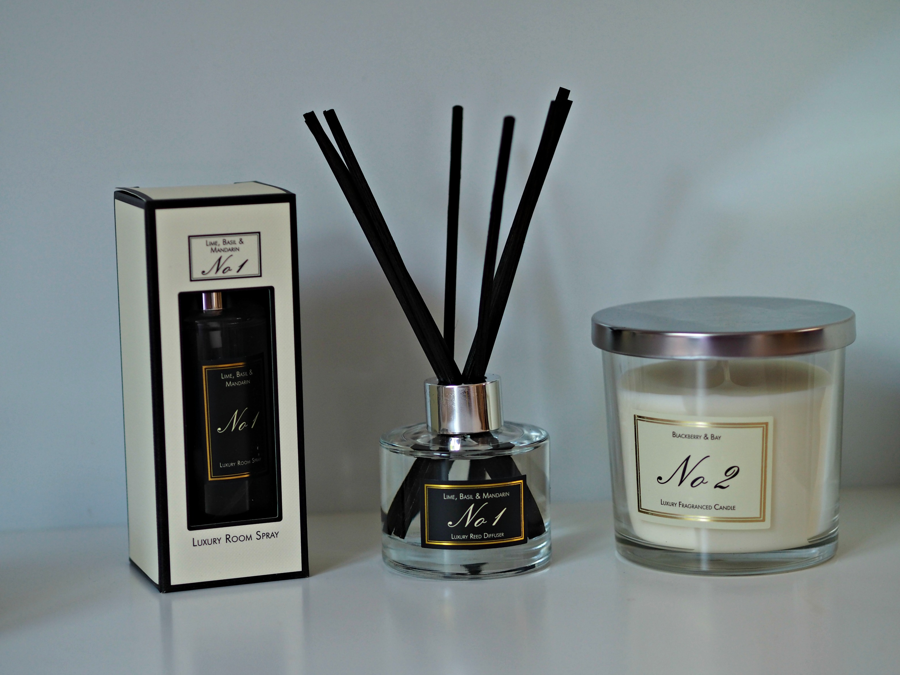 Making Time for Me after the Summer Holidays with Aldi - room scents