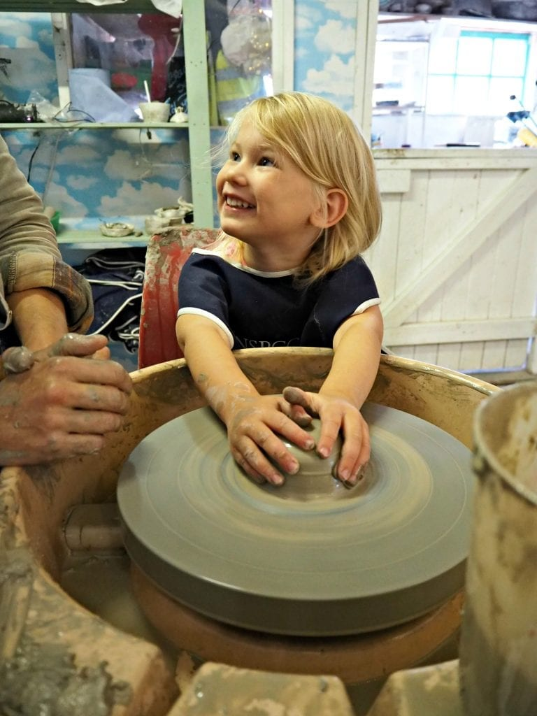 Our Welsh Holiday Highlights - Summer 2018 - Aria pottery