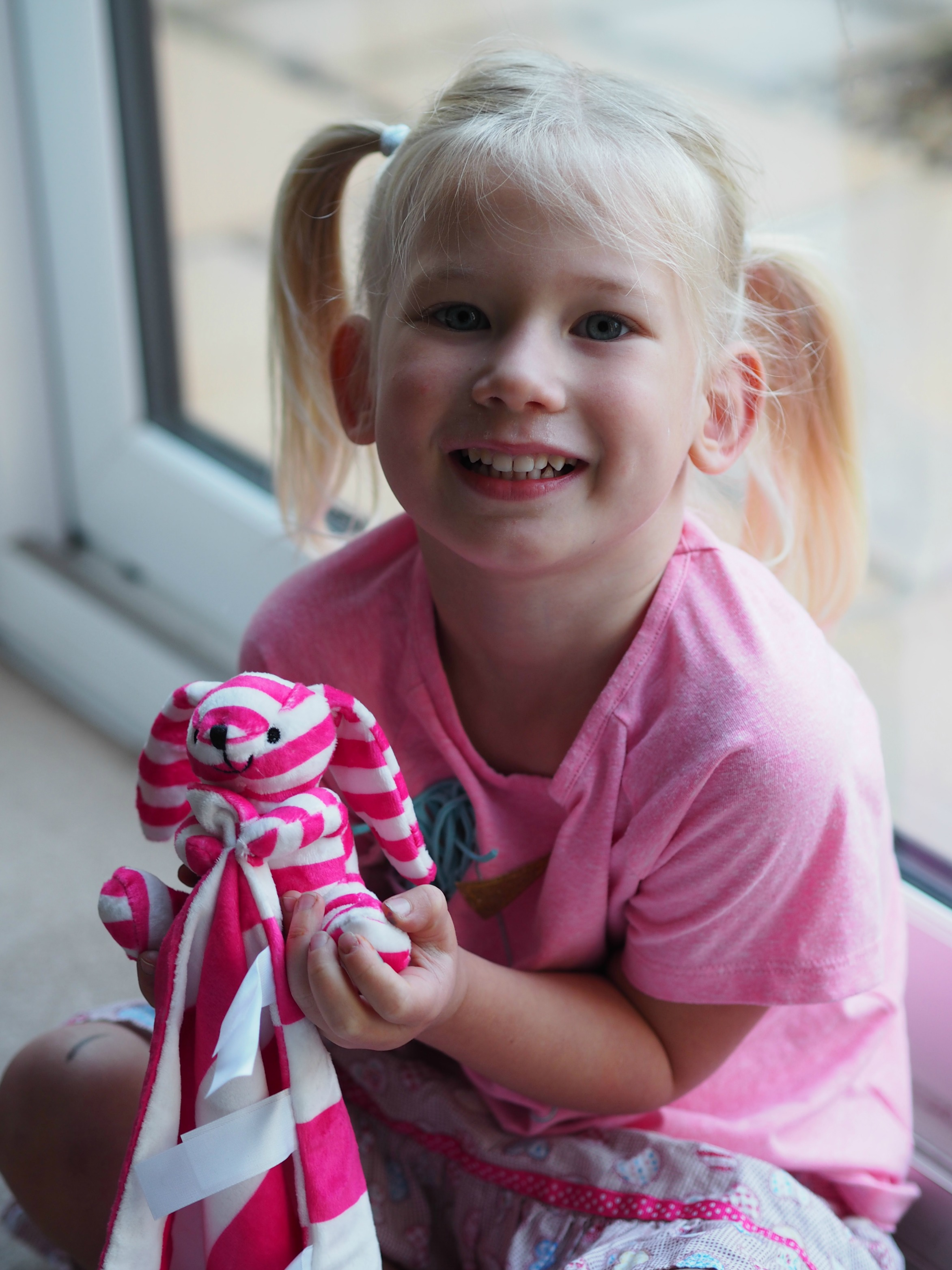 Ticklatots Tactile Soft Toys Review - Aria