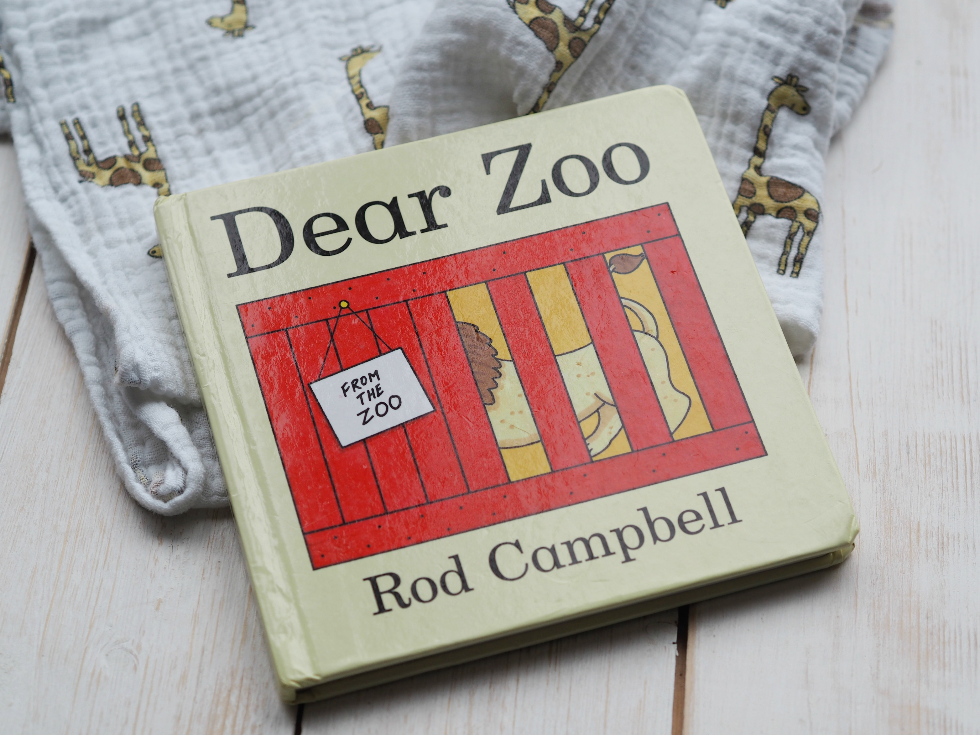 6 Books to Introduce a New Baby to Books - A Classic Board Book