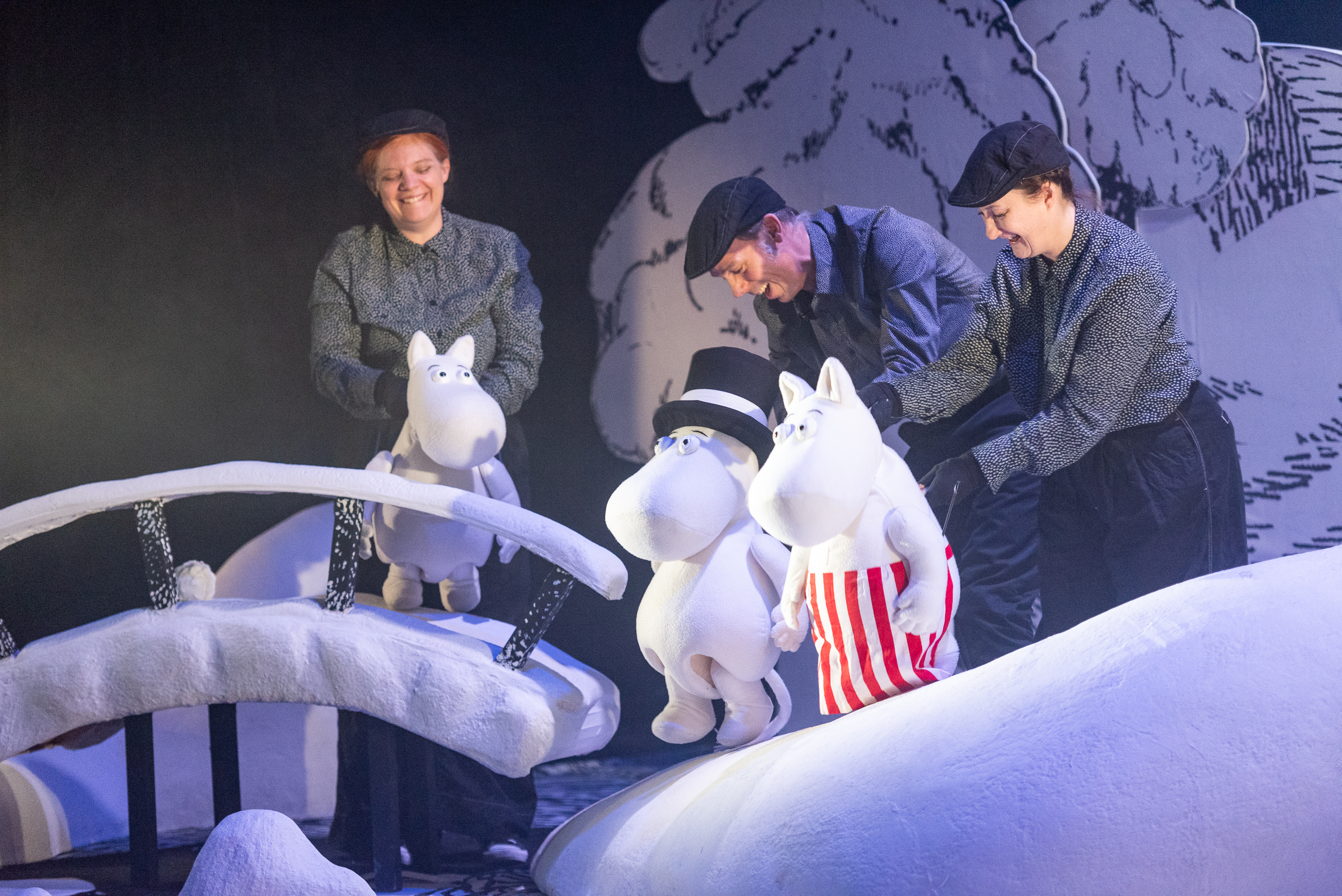 Moomins The Fir Tree at Norden Farm Review - show pictures 3