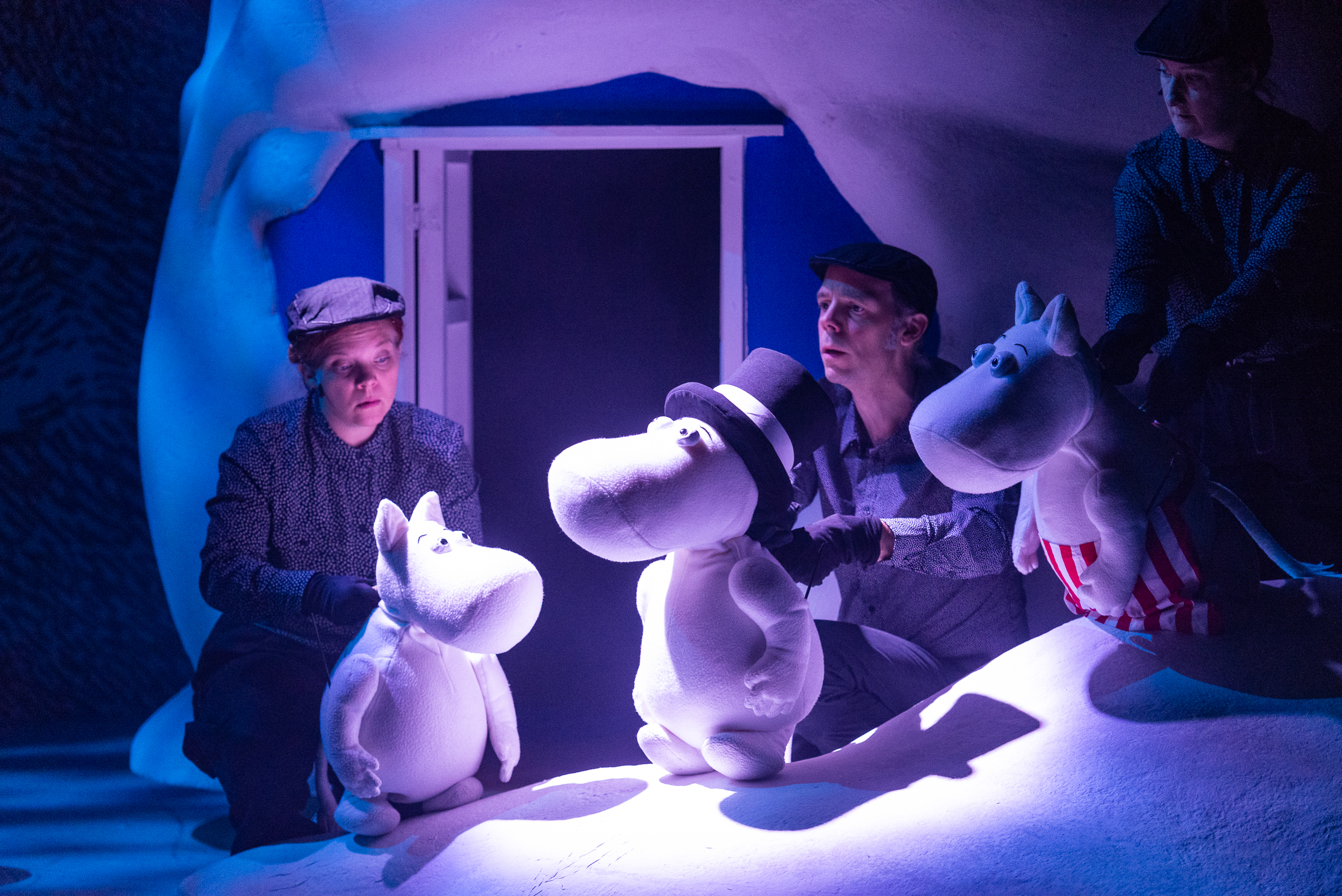 Moomins The Fir Tree at Norden Farm Review - show pictures 2