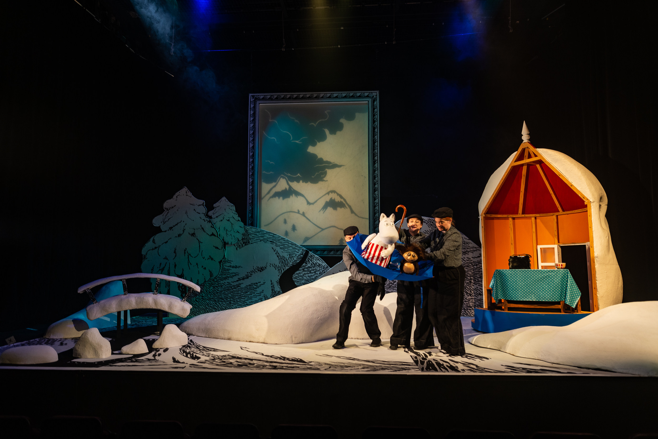 Moomins The Fir Tree at Norden Farm Review - show pictures 4