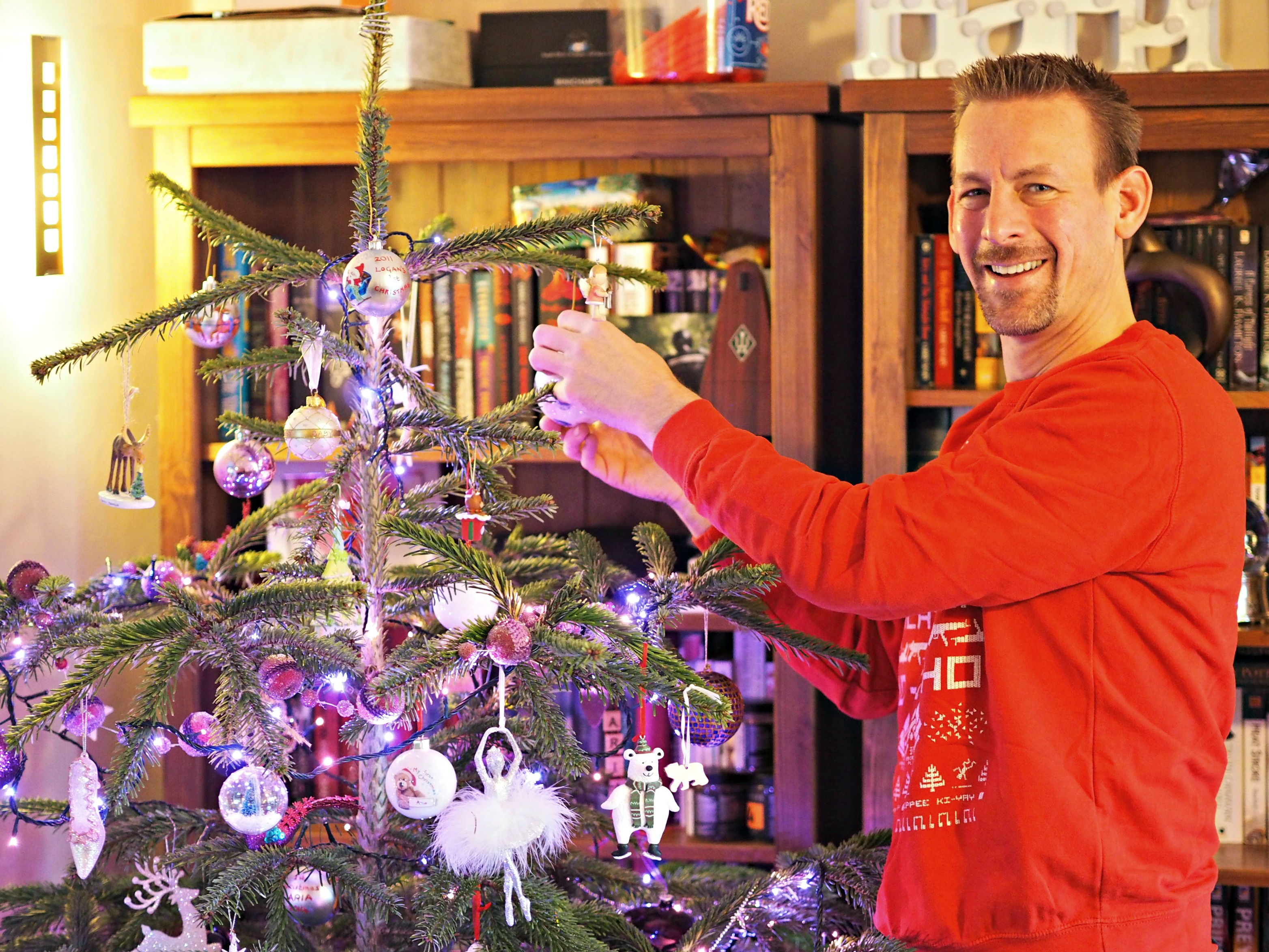 BEN'S ZONE: My Five Favourite Christmas Traditions