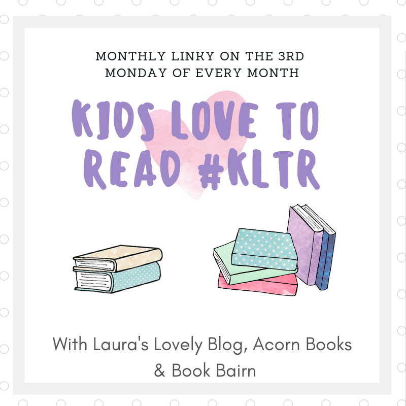 Kids Love to read #KLTR