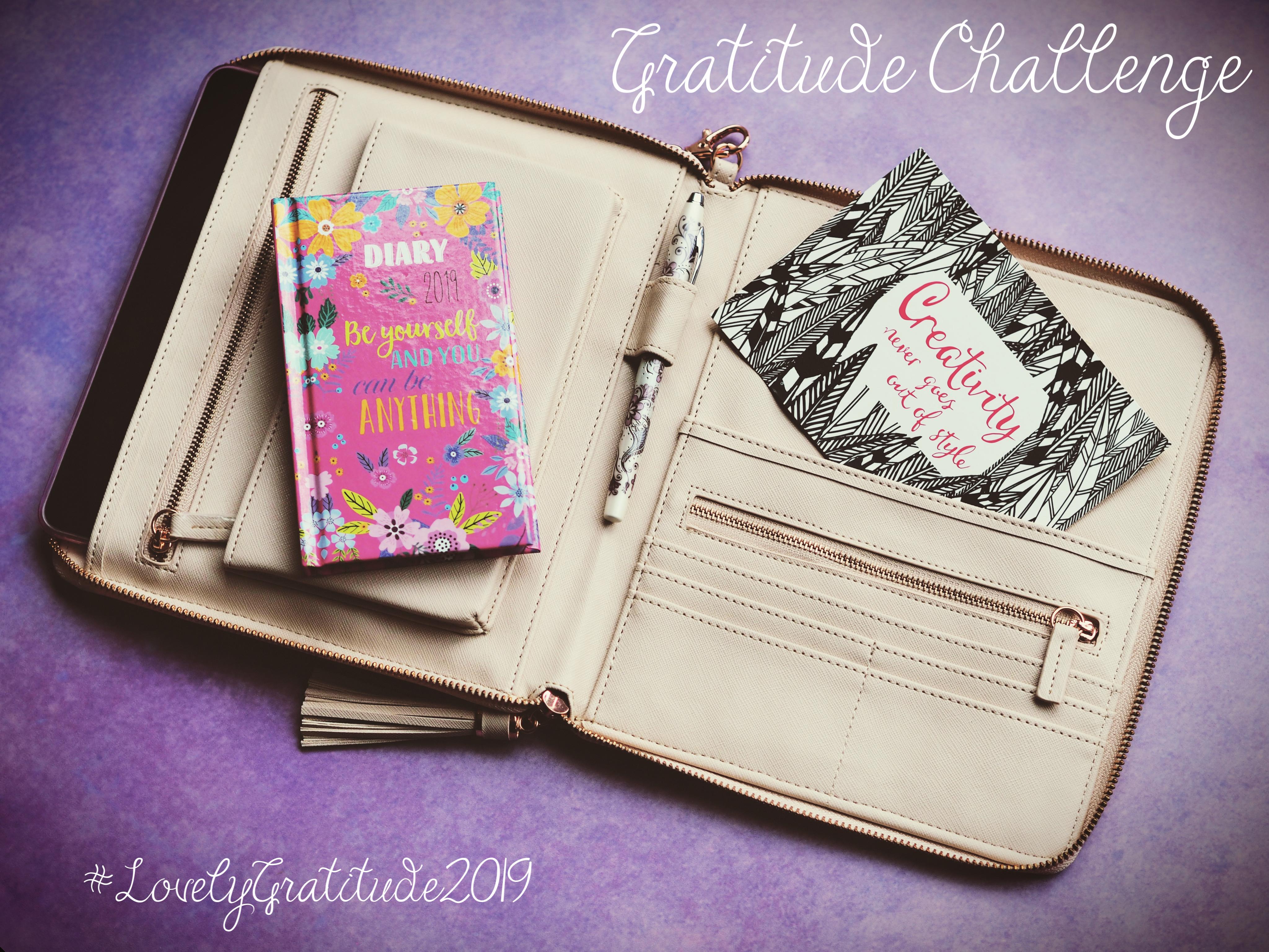 Lovely Gratitude - February 2019 Gratitude Challenge