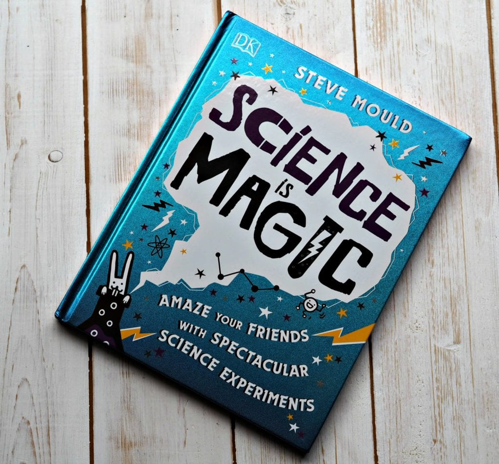 CHILDREN'S BOOK REVIEW Science is Magic by Steve Mould