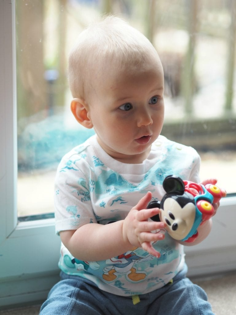 Having Fun with Disney Baby Collection 1