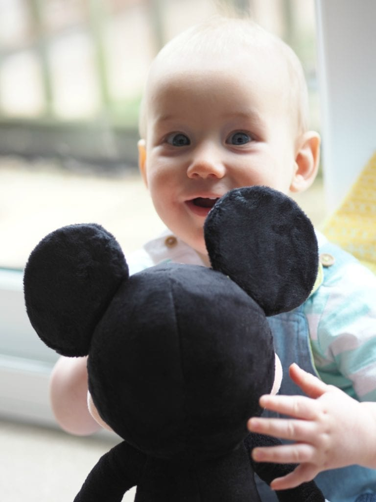 Having Fun with Disney Baby Collection 4