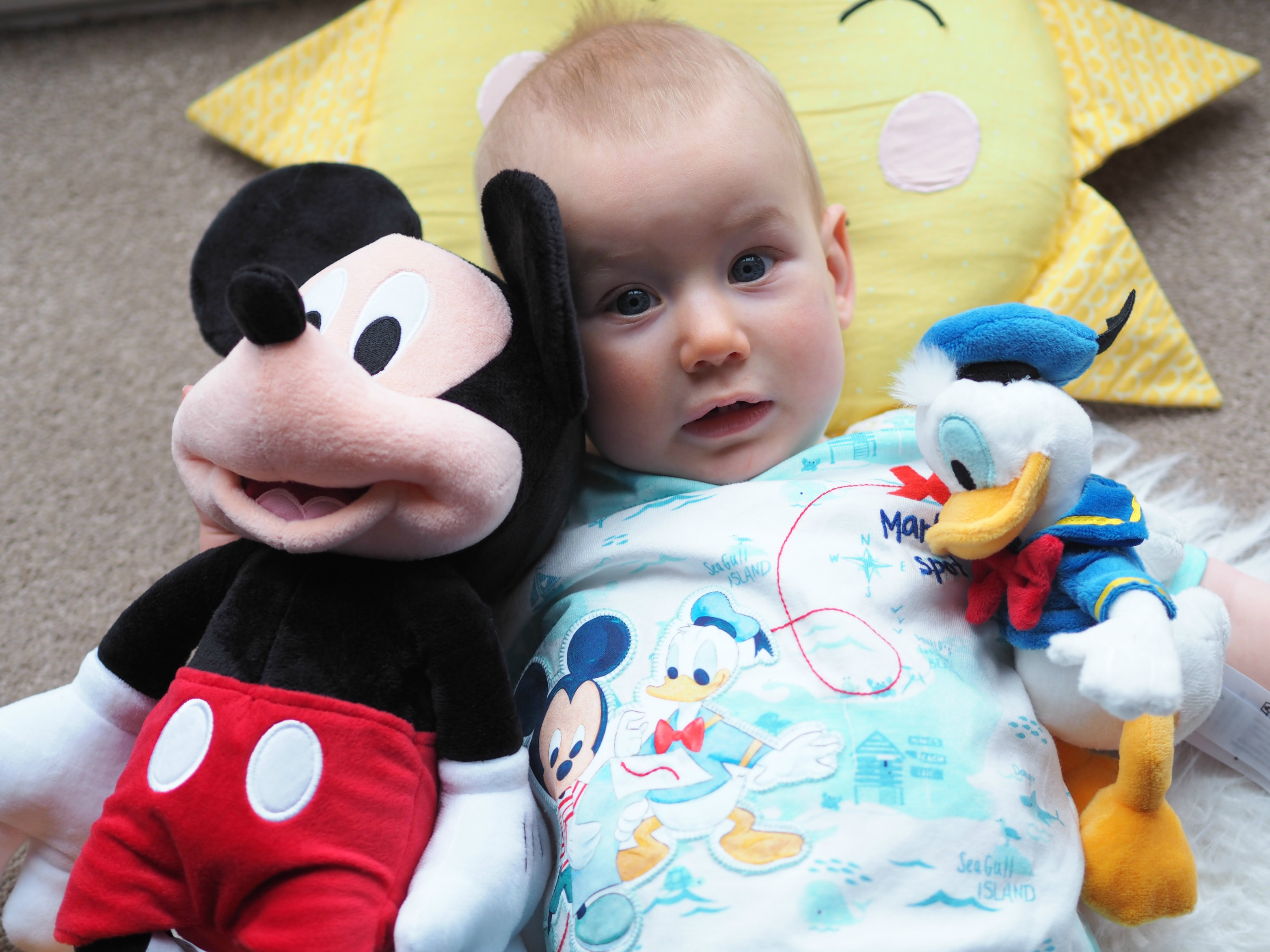 Having Fun with Disney Baby Collection 5