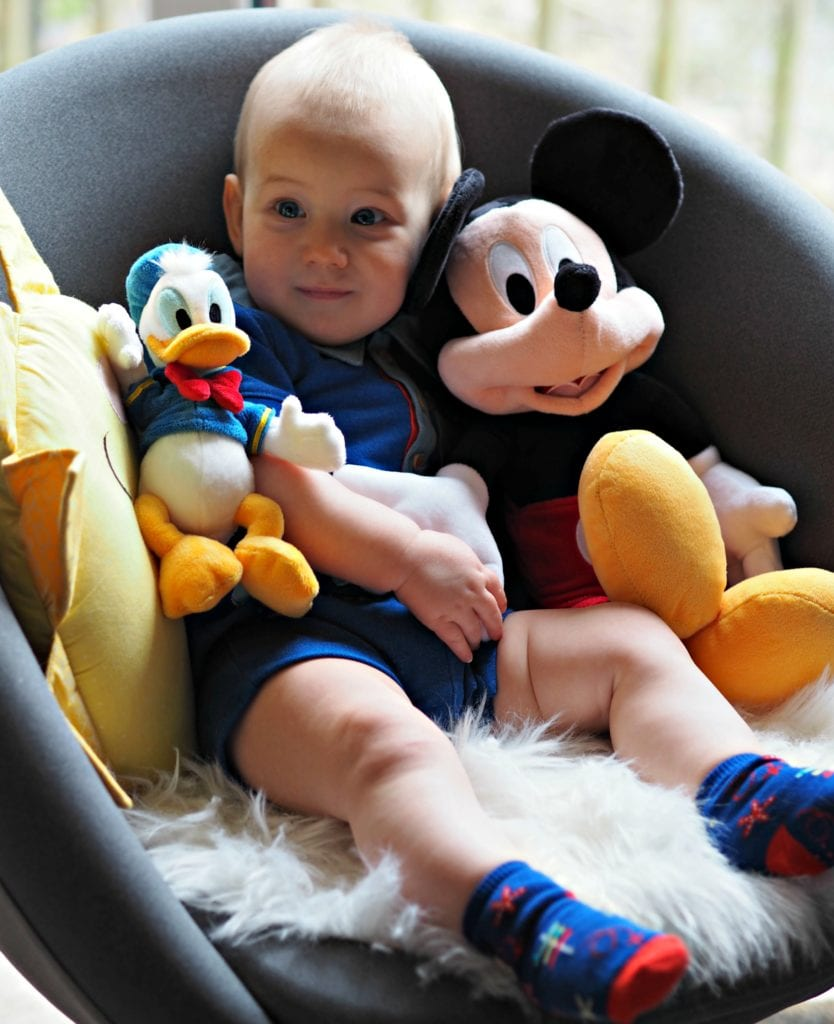 Having Fun with Disney Baby Collection 7
