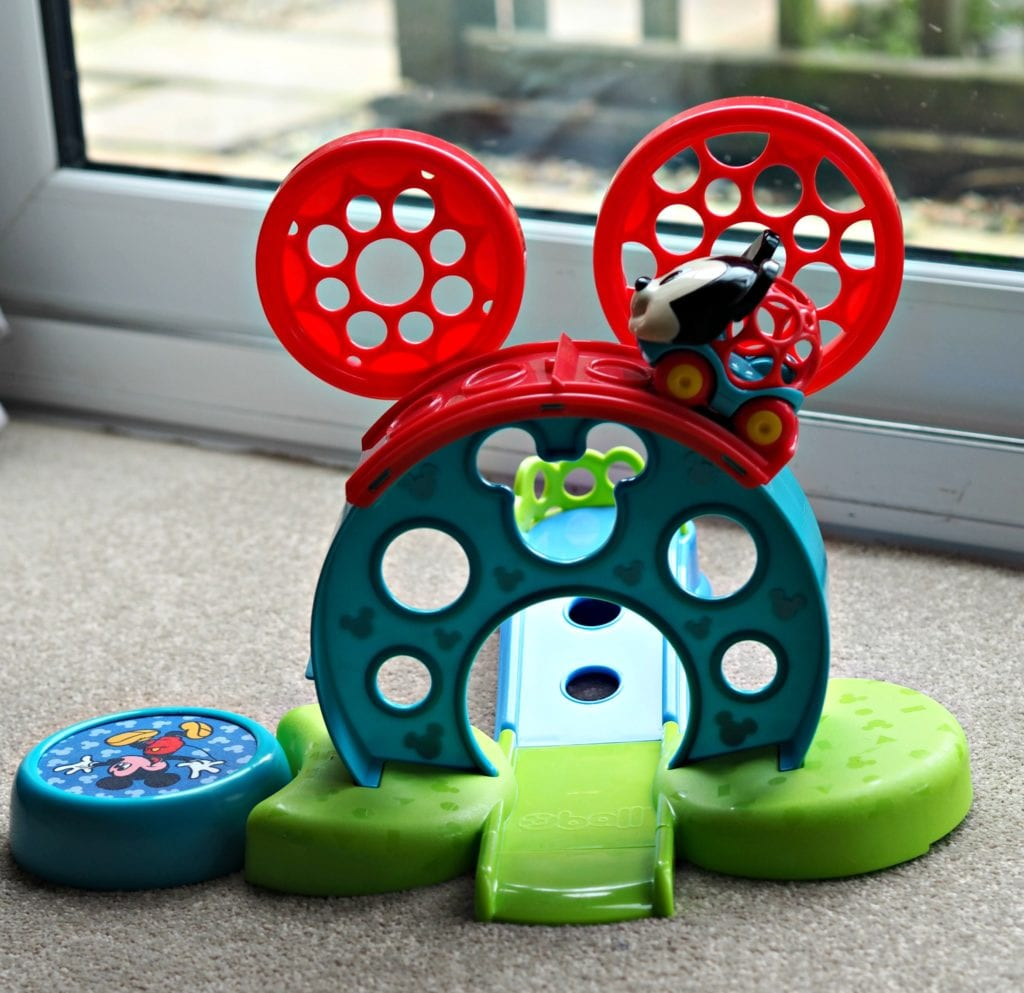 Having Fun with Disney Baby Collection 8