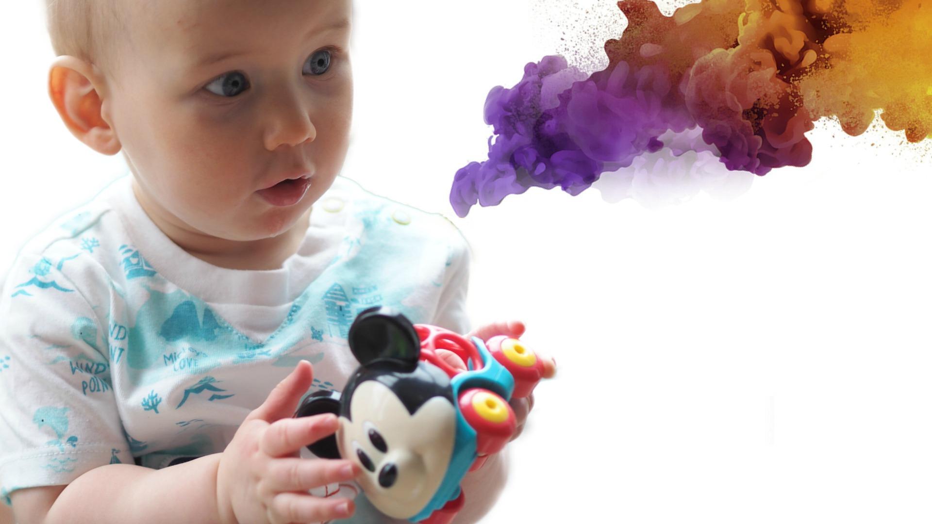 Having Fun with Disney Baby Collection - Disney Magic 1