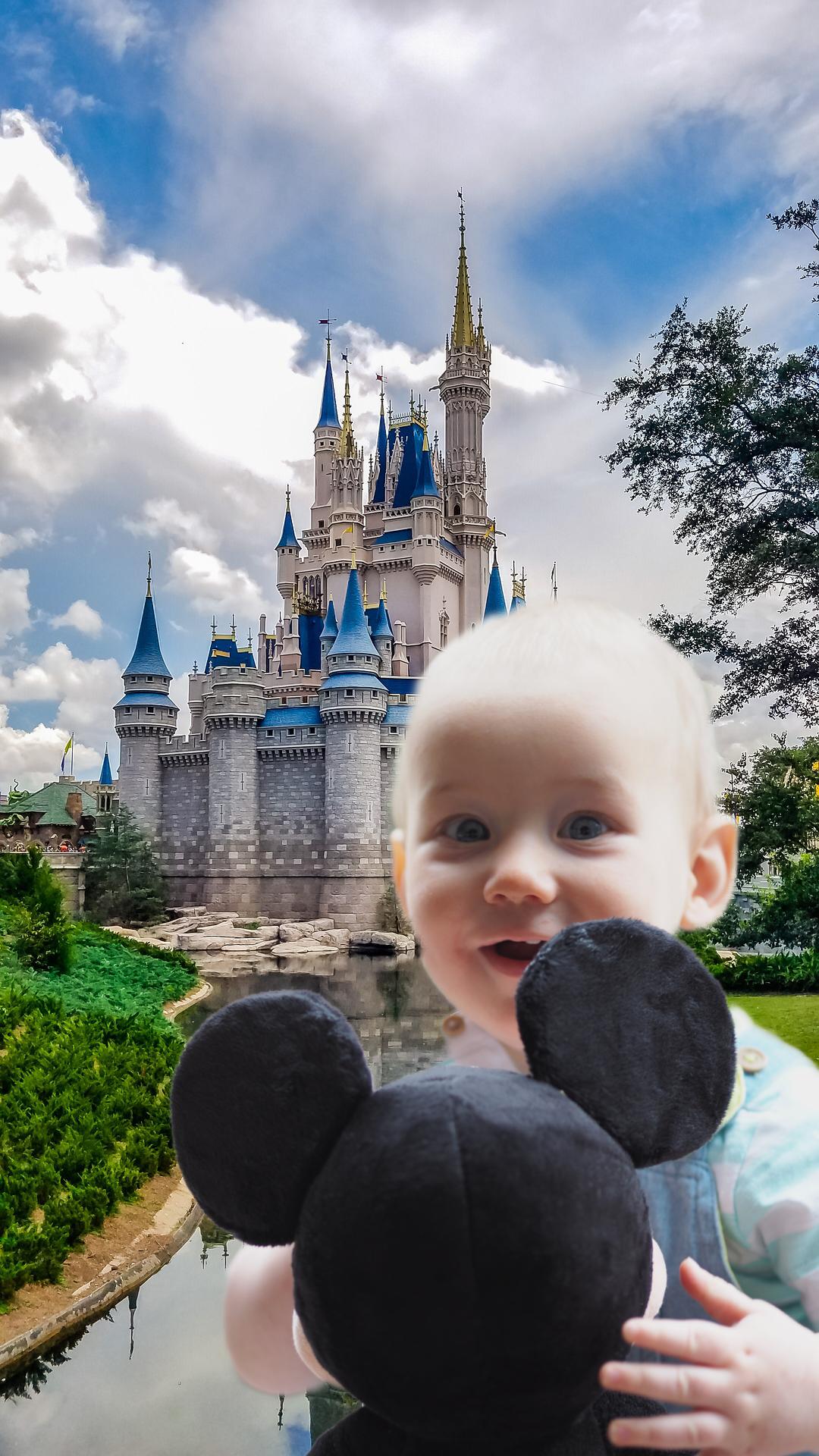 Having Fun with Disney Baby Collection - Disney Magic 3