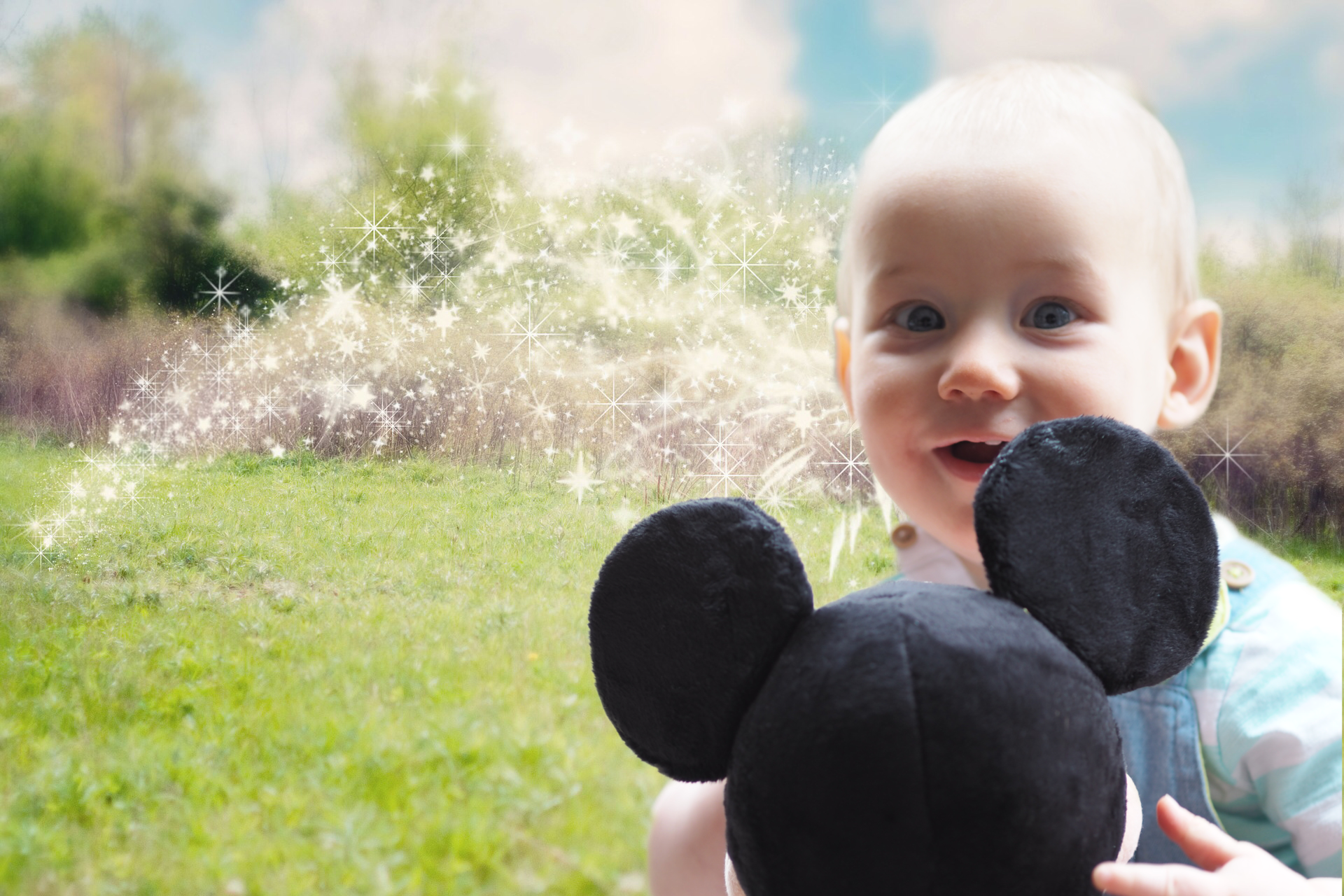 Having Fun with Disney Baby Collection