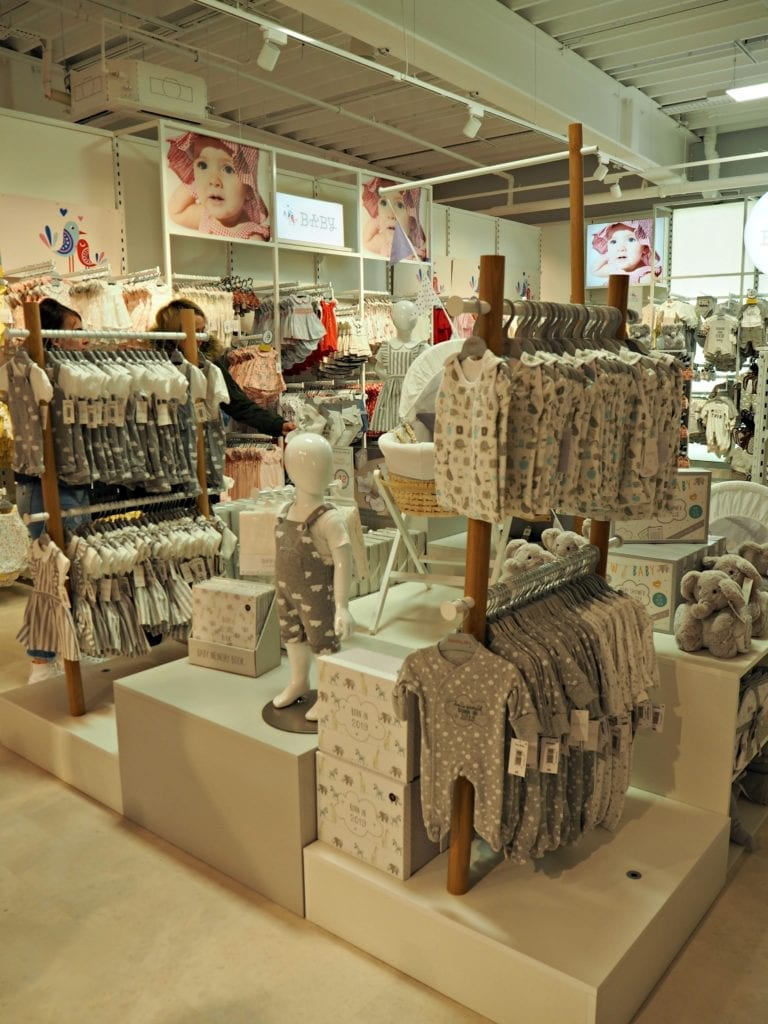 The Opening of Matalan in The Lexicon Bracknell - babywear
