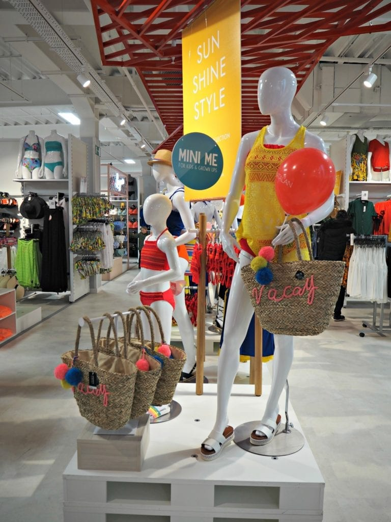 The Opening of Matalan in The Lexicon Bracknell - summer collection
