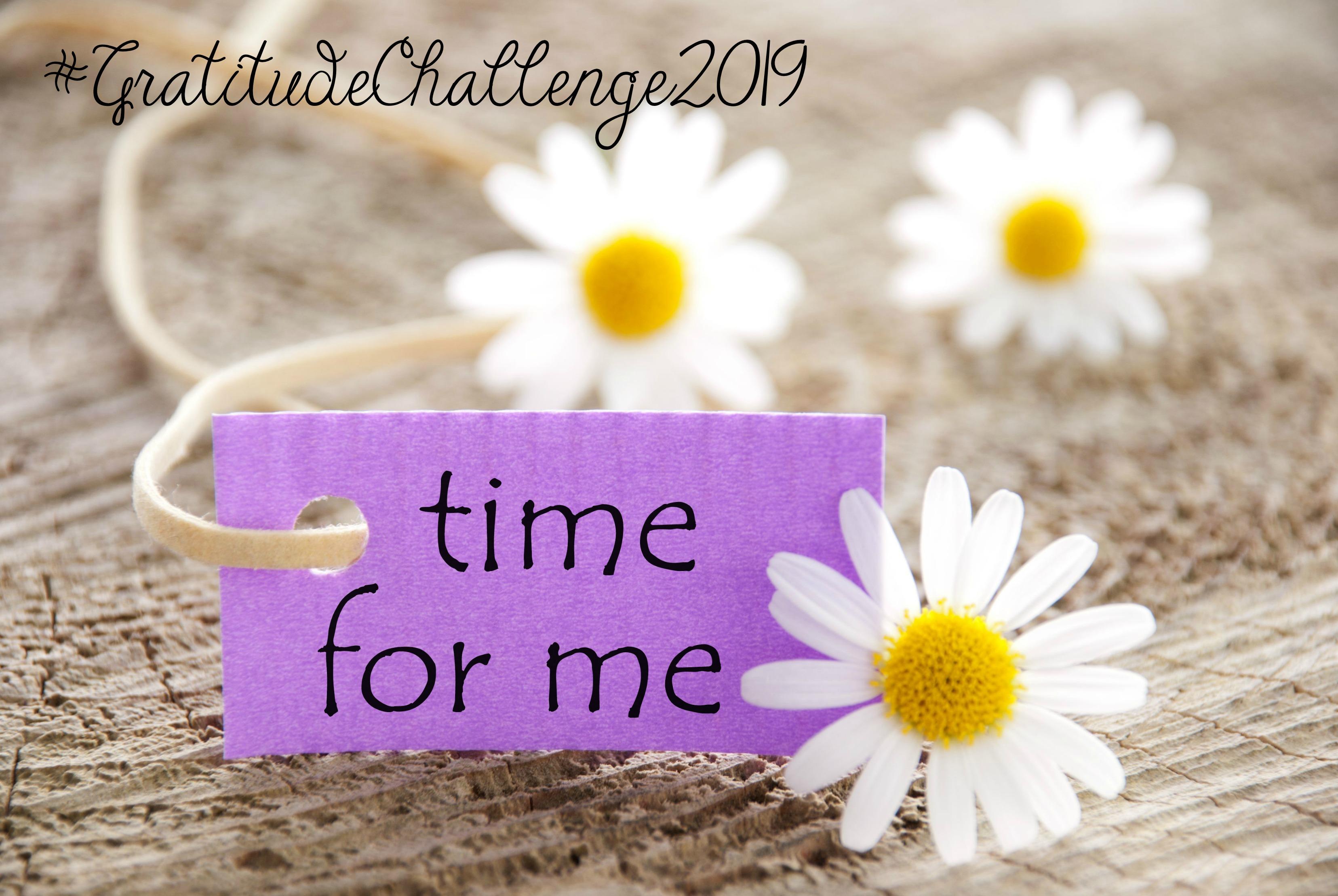 Lovely Gratitude - May 2019 Gratitude Challenge