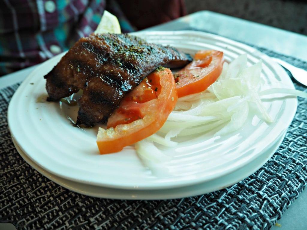 loukaniko (Greek sausage)