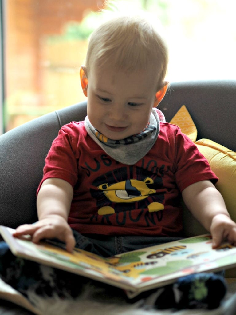 Beautiful Board Books for Babies