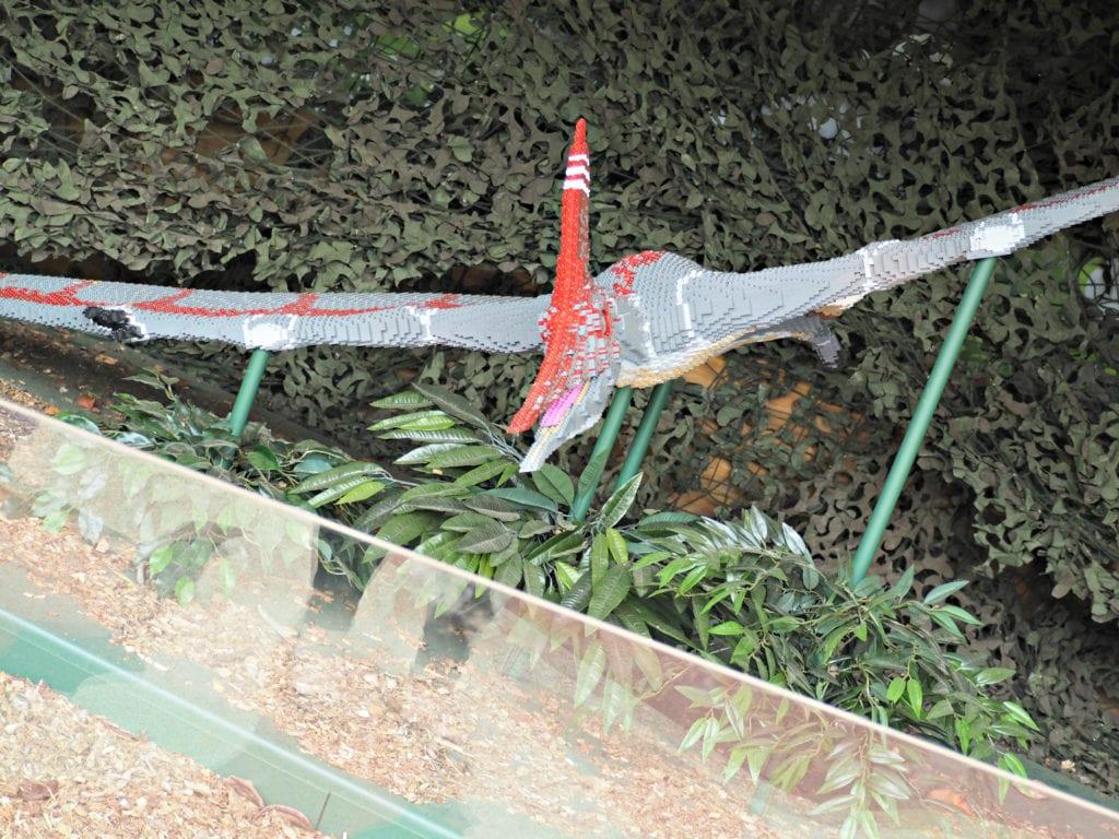 Brickosaurus pterandon