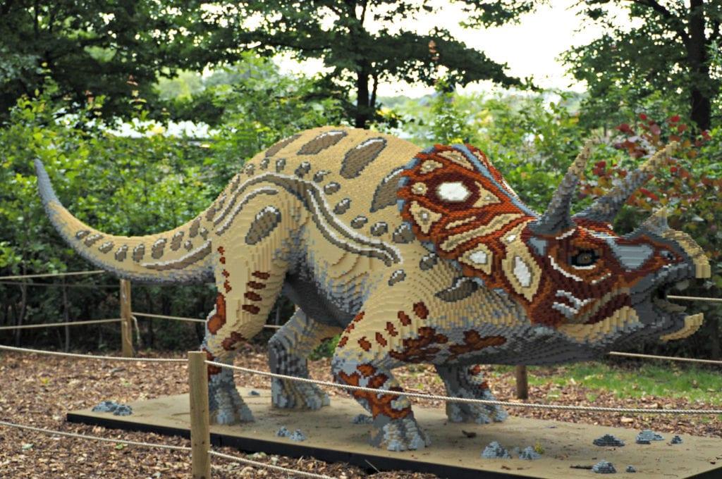 Brickosaurus triceratops