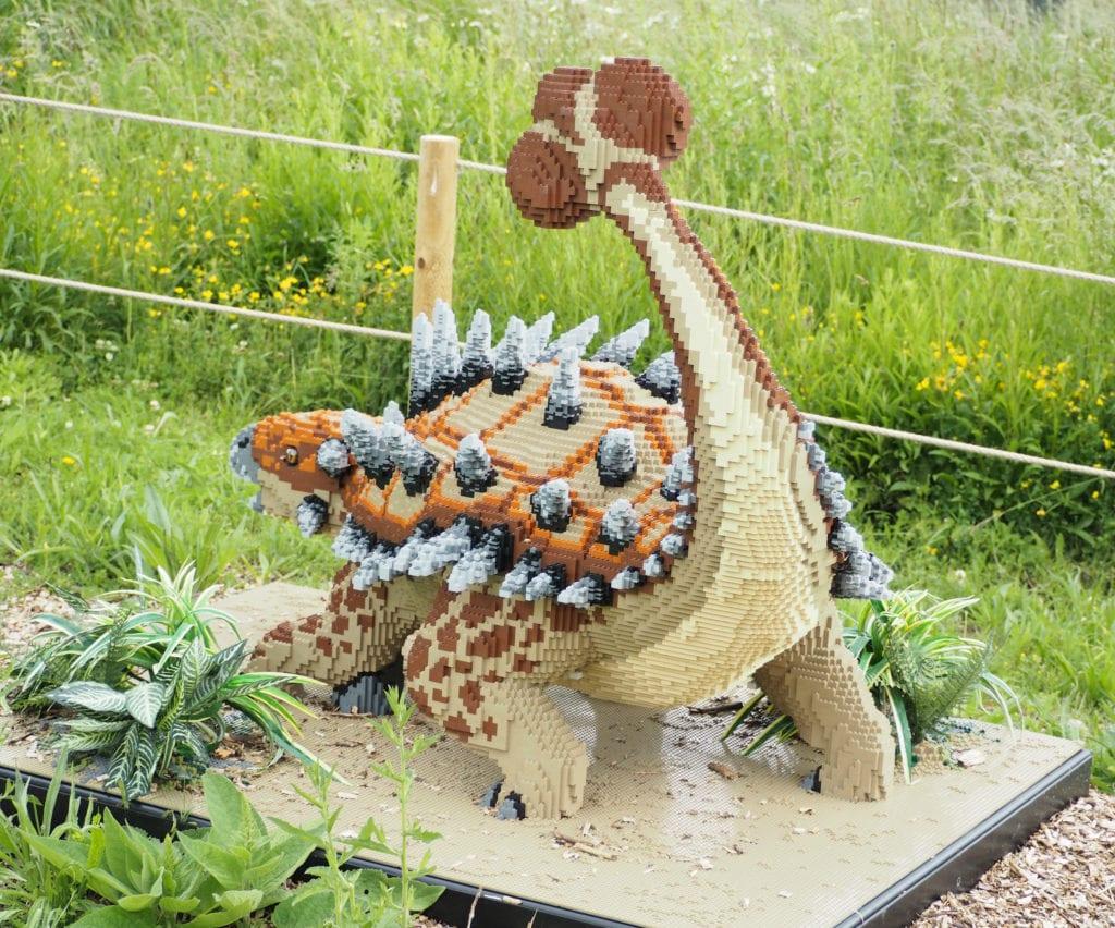 Brickosaurus ankylosaurus