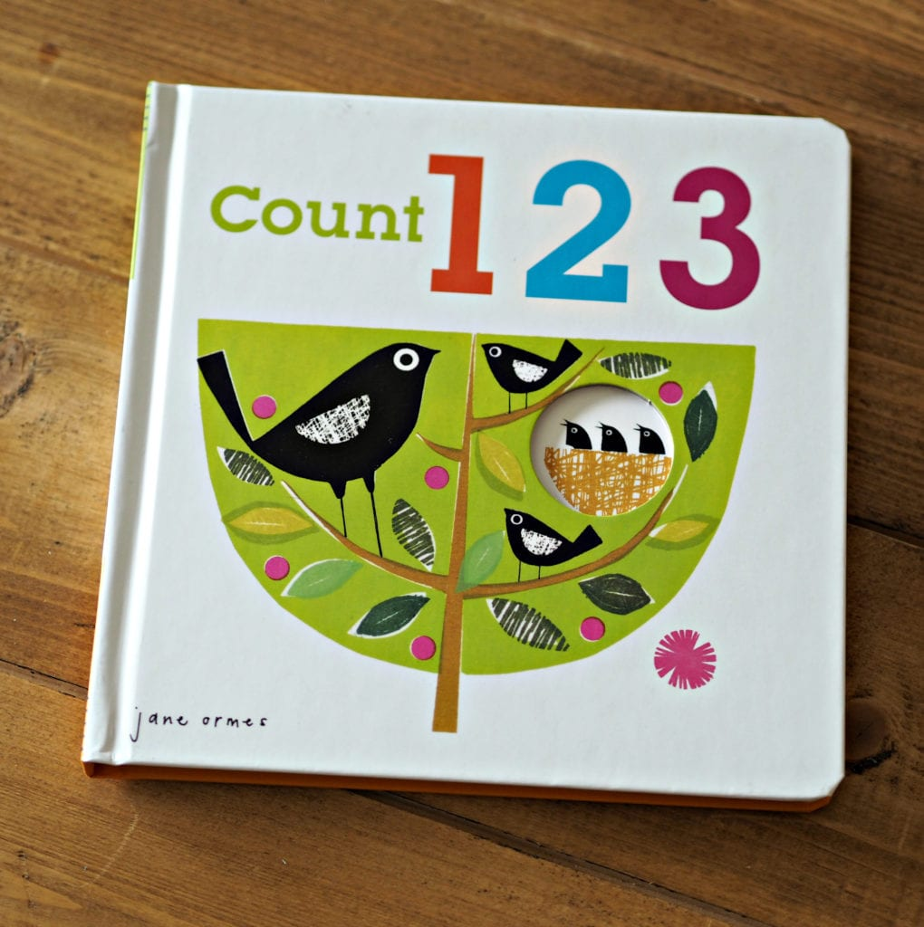 Count 123 by Jane Ormes