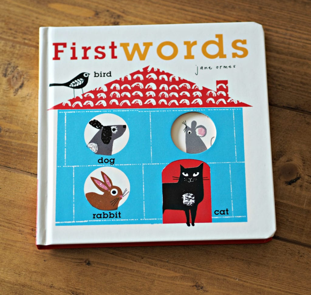 First Words by Jane Ormes