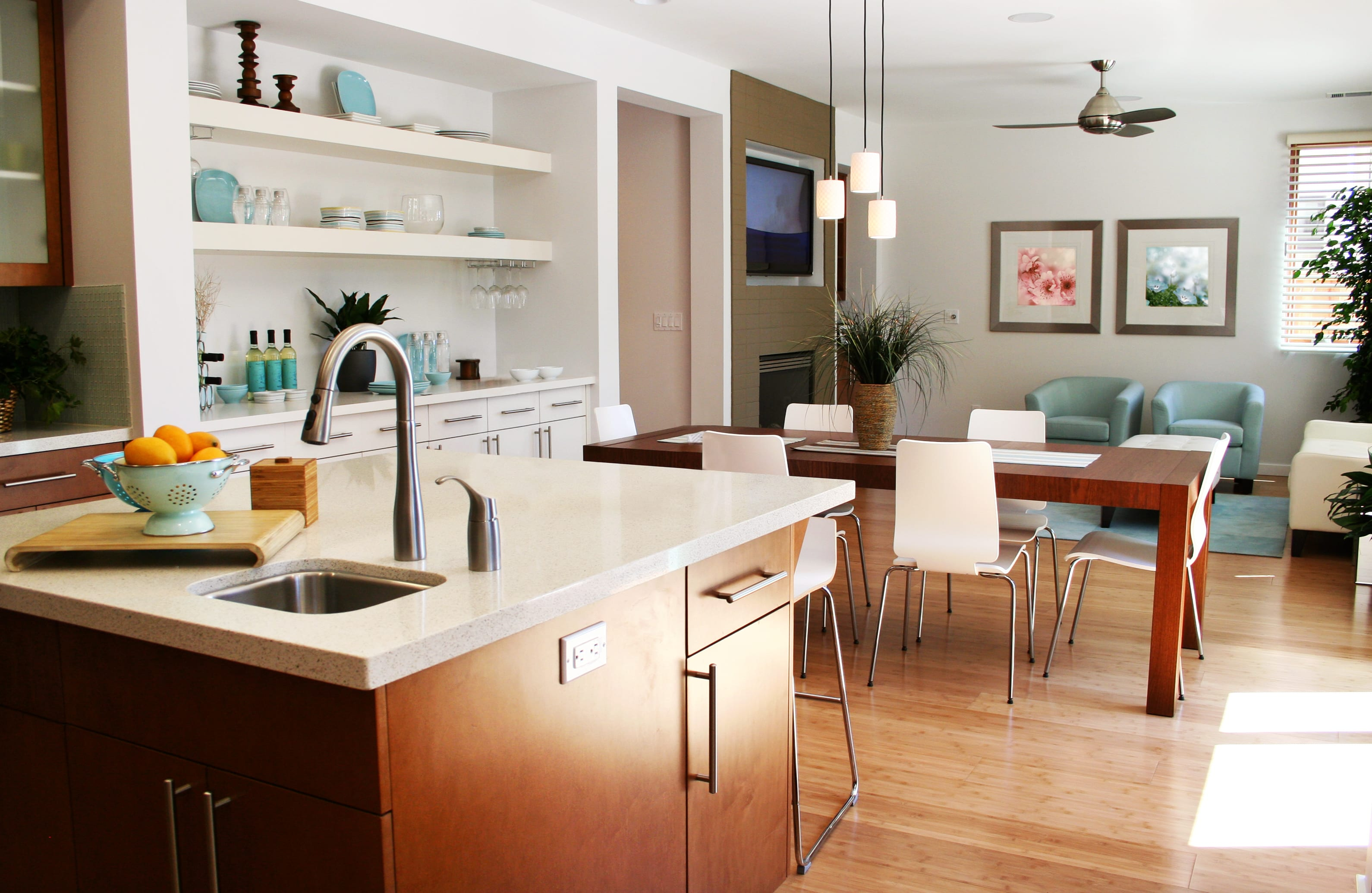 6 Summer Sprucing Activities that will Freshen up your Home