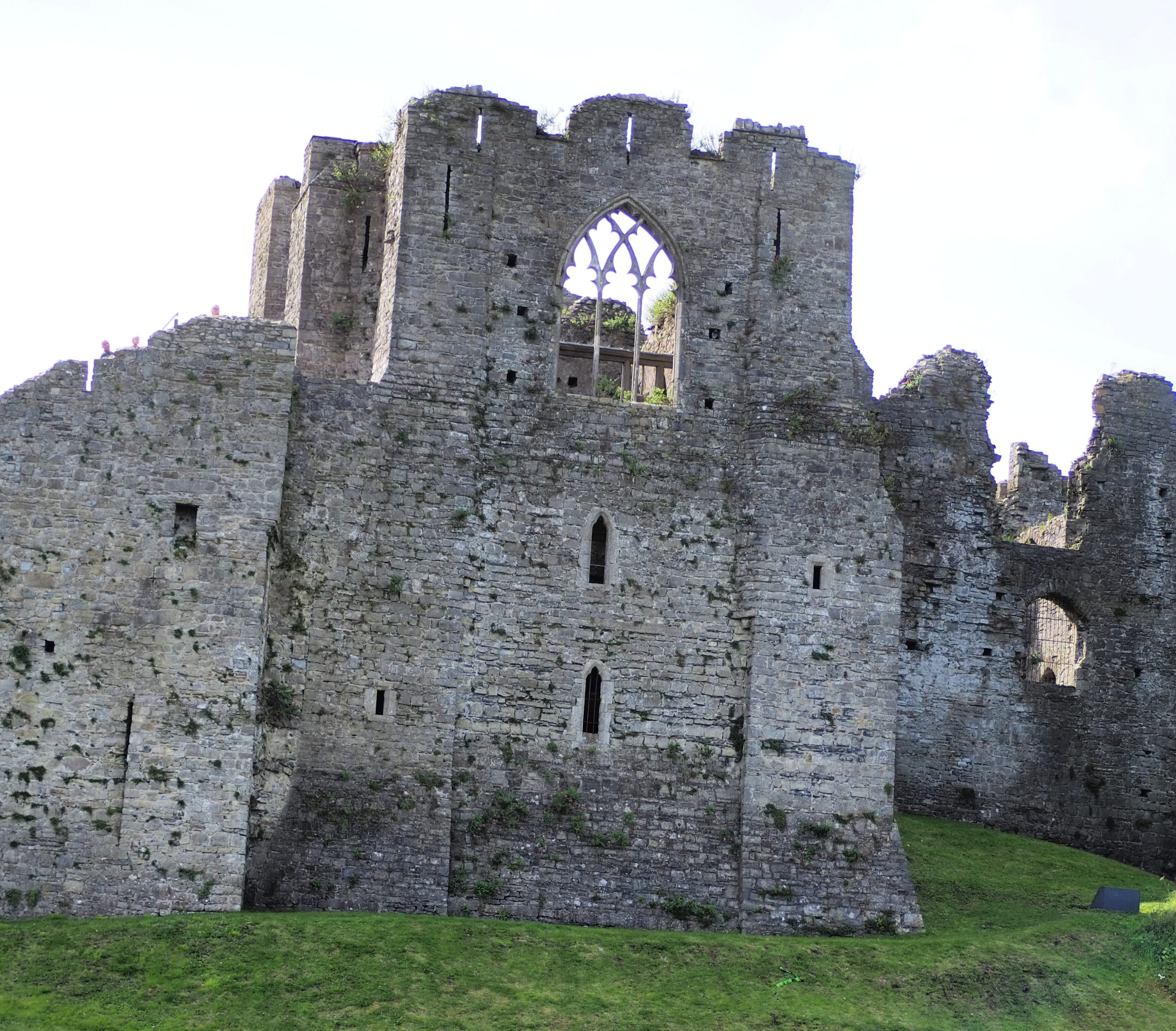 Oystermouth Castle Review