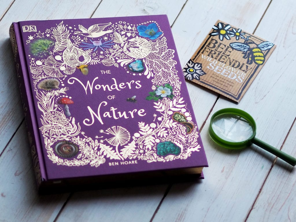 The wonders of nature book