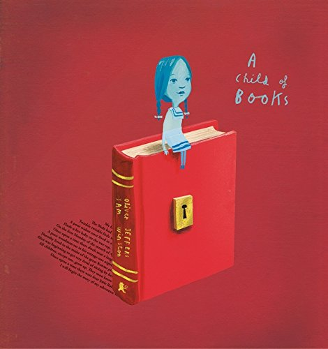 A child of Books book cover