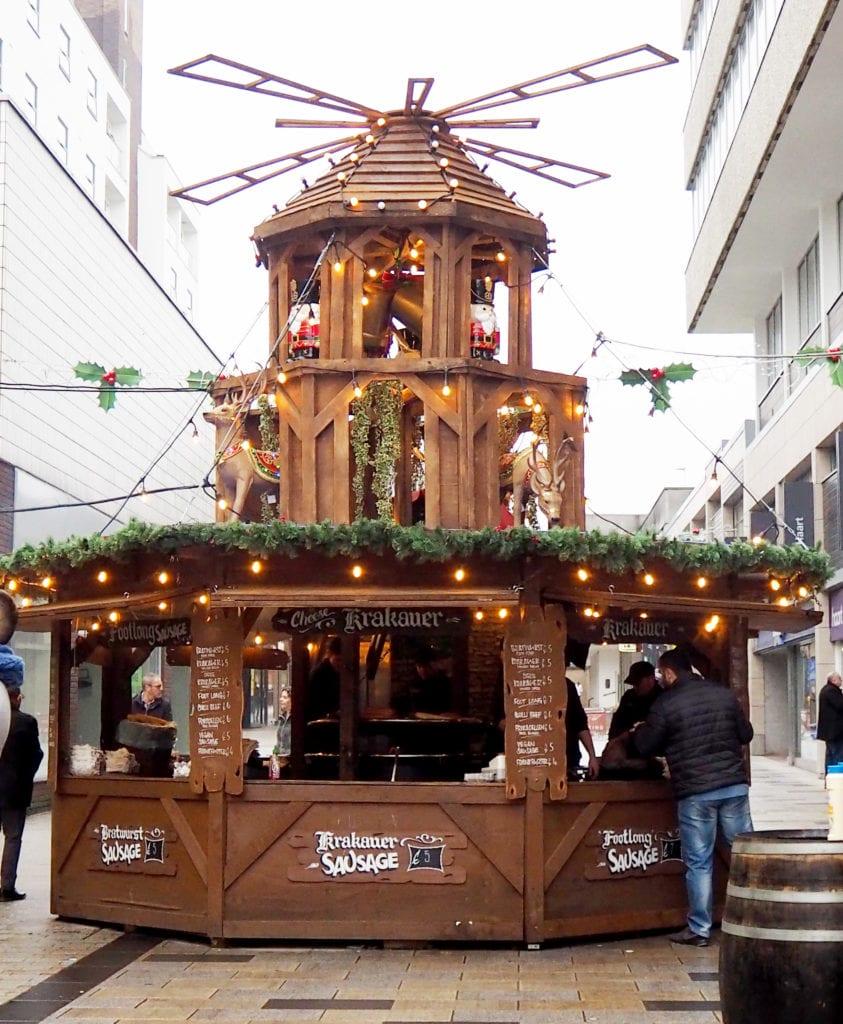 Christmas market Bracknell
