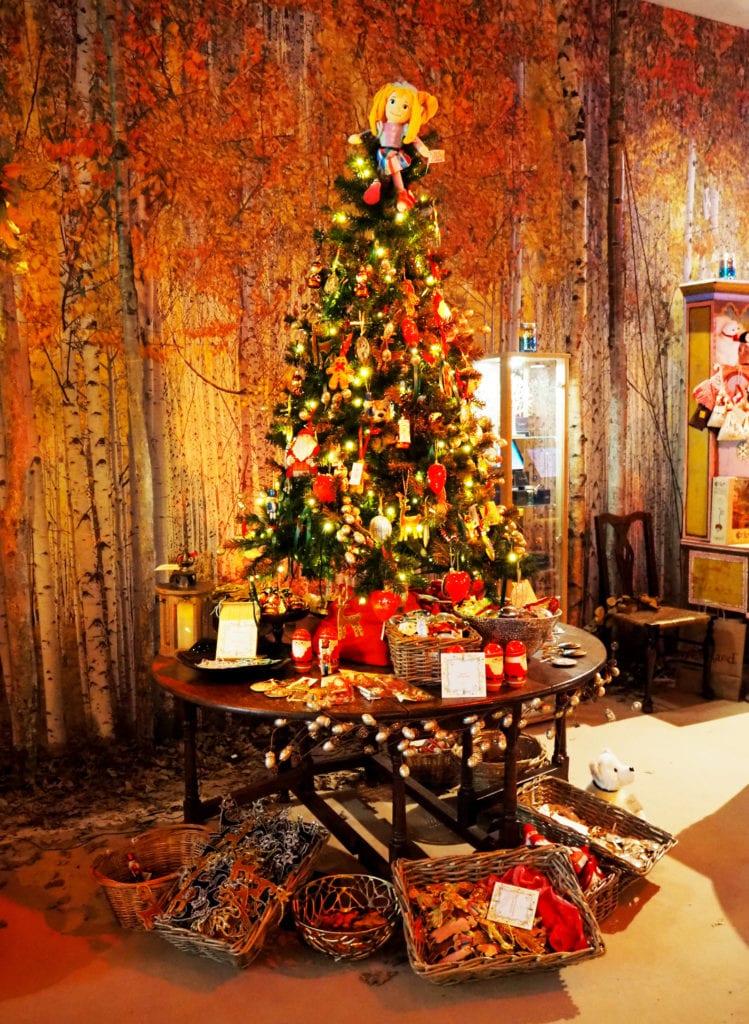 LaplandUK wishing Store Christmas Tree