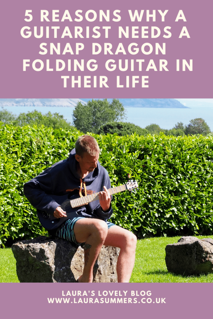 5 Reasons Why a Guitarist Needs a Snap Dragon Folding Guitar in Their Life