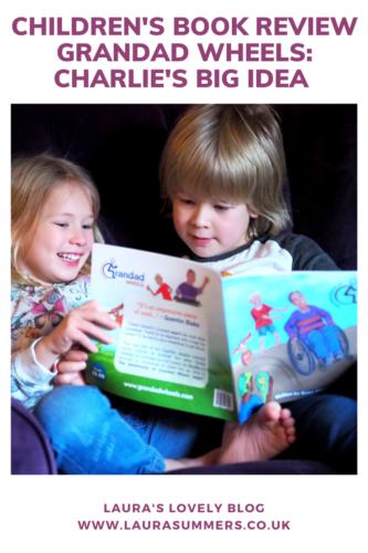 Grandad Wheels Book Review Pinterest