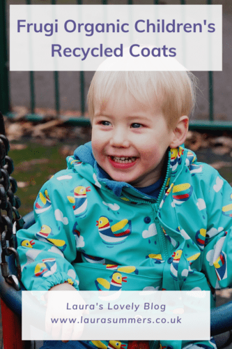 Frugi Organic Children's Recycled Coats