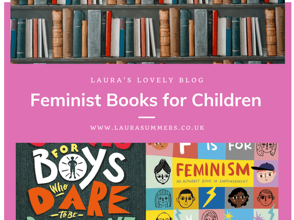 Feminist Books for Children