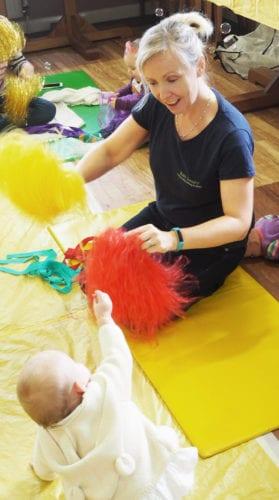 Hannah Cross - Baby Sensory Ascot and Windsor
