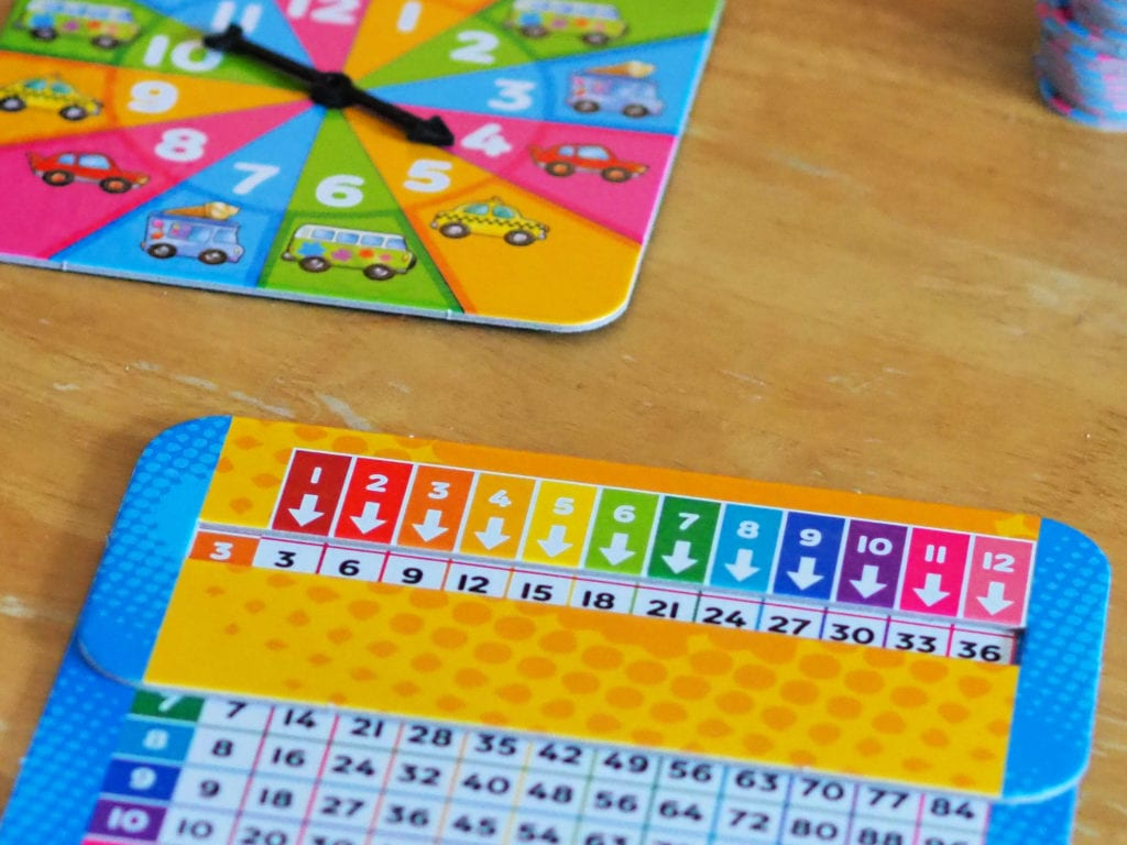 Orchard Toys Times Tables