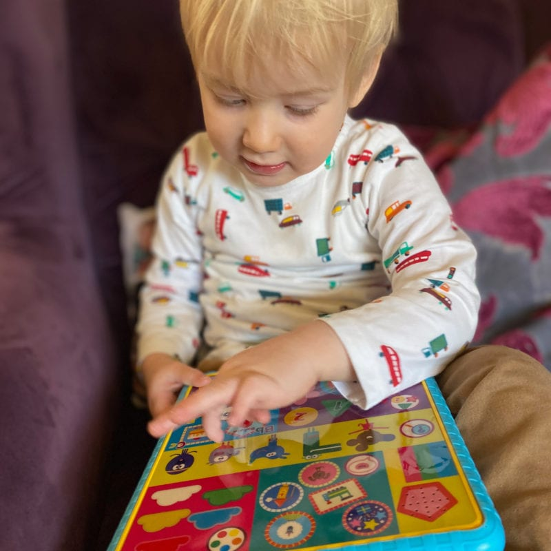 Bo with Hey Duggee Smart Tablet